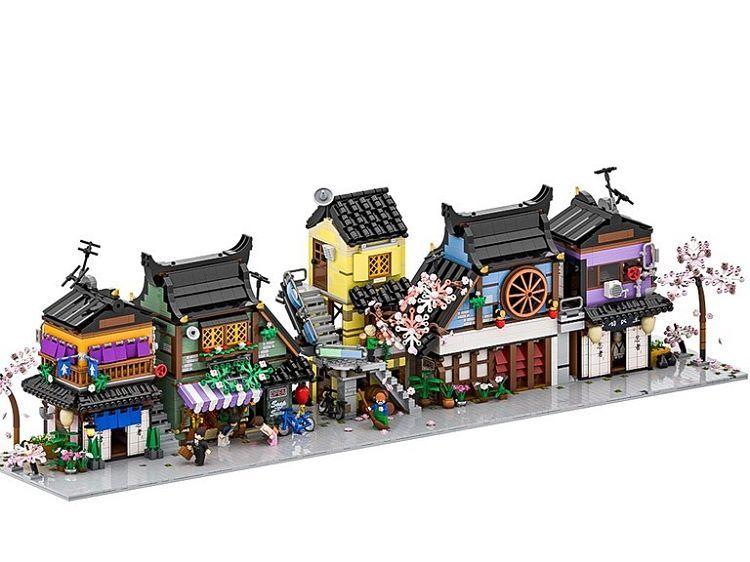 Lego Legoarchitecture Legocity Legomoc Legobuildings In 2020 Cool Lego Creations Lego Ninjago City Lego Creations