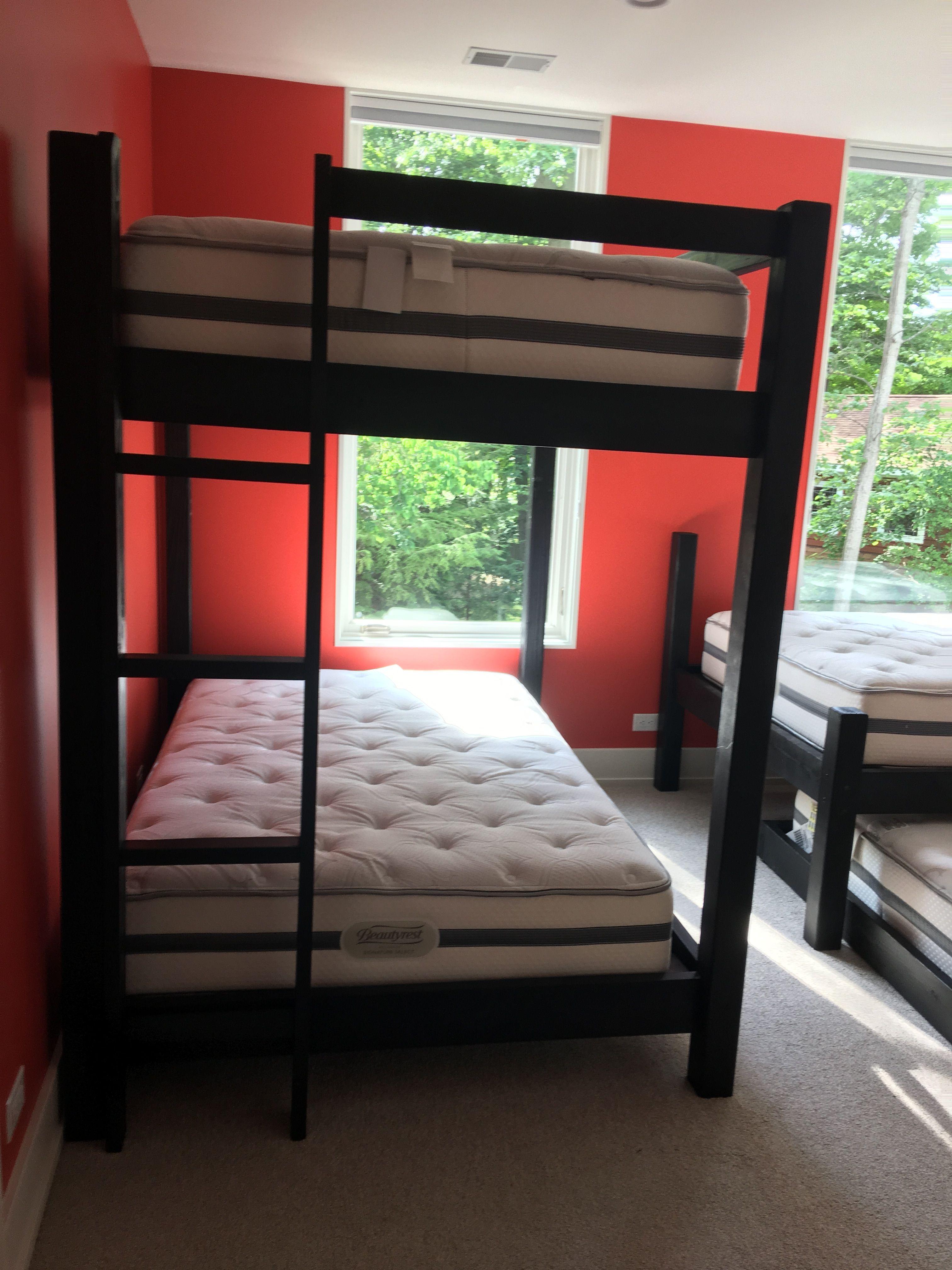 Pin by Black Diamond Custom Bunk Beds on Custom quad bunk