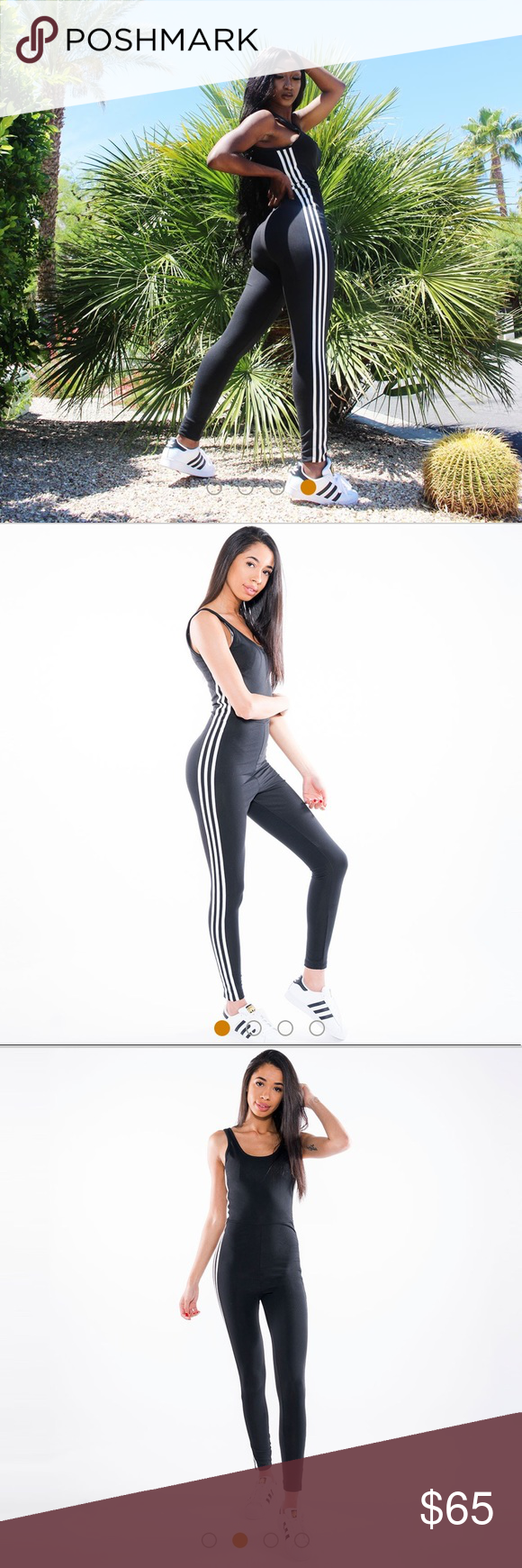 Nwt Adidas Jumpsuit Nwt In 2018 Clothes For Sale Pinterest