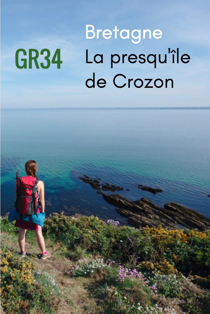 Sentiers des douaniers : 4 jours de rando sur le GR34 à Crozon