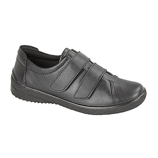Mod Comfys Damen Schuhe Sneaker mit Klettverschluss (41