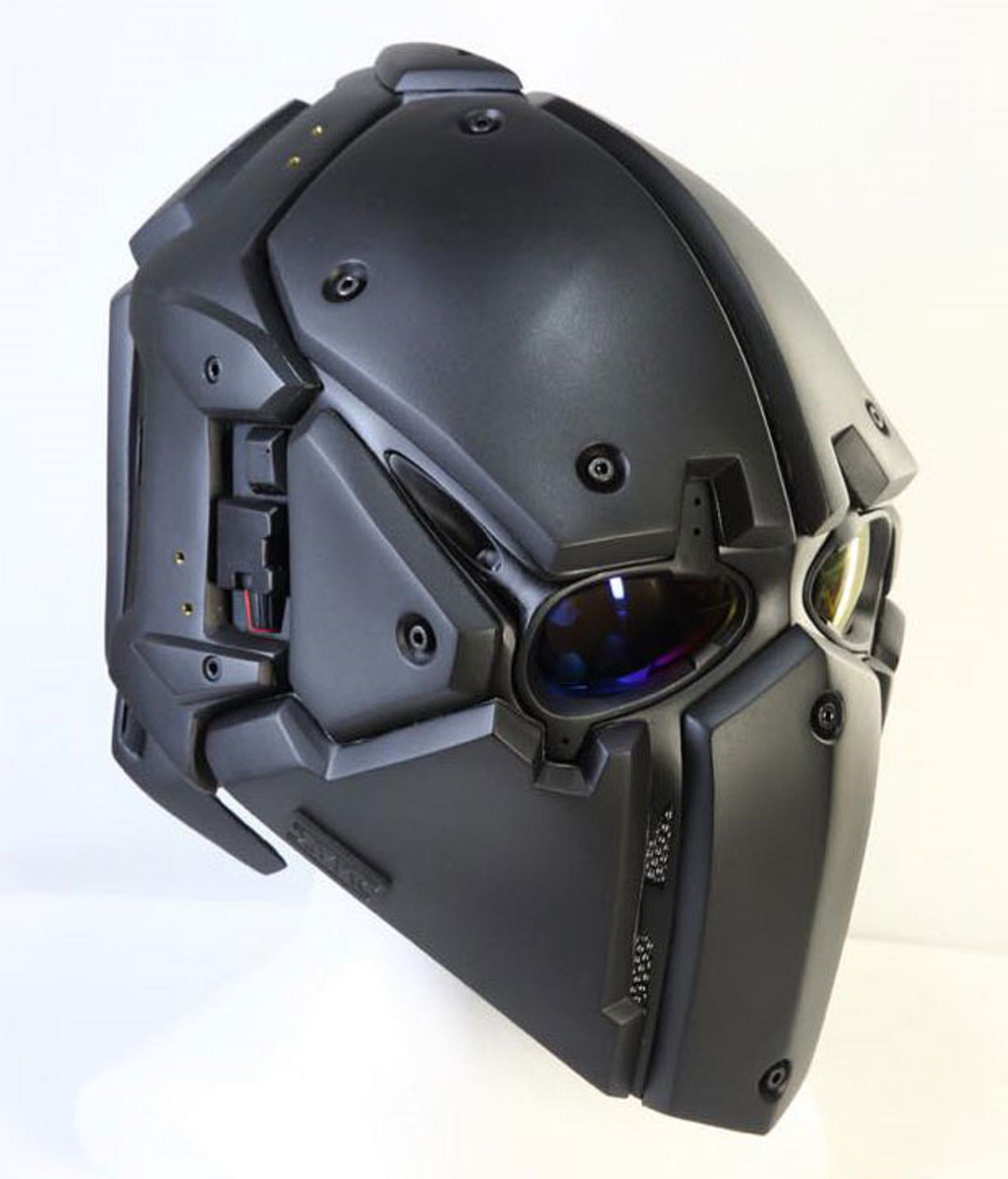 DevTac Ronin Kevlar Level 3A Tactical Ballistic Bullet Proof Helmet ...