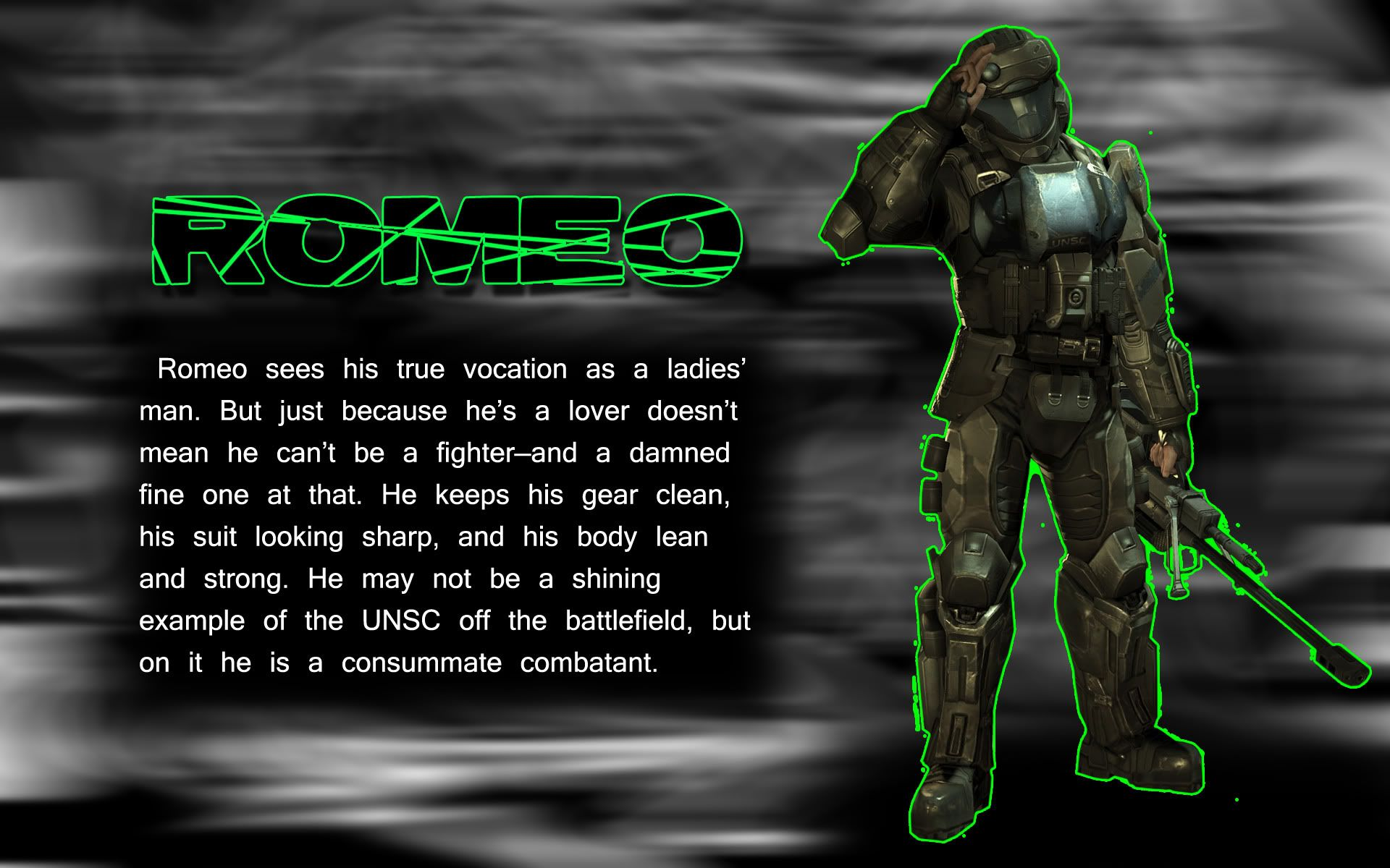 I AM ODST Halo Wallpaper 1920x1200 3 Wallpapers 47