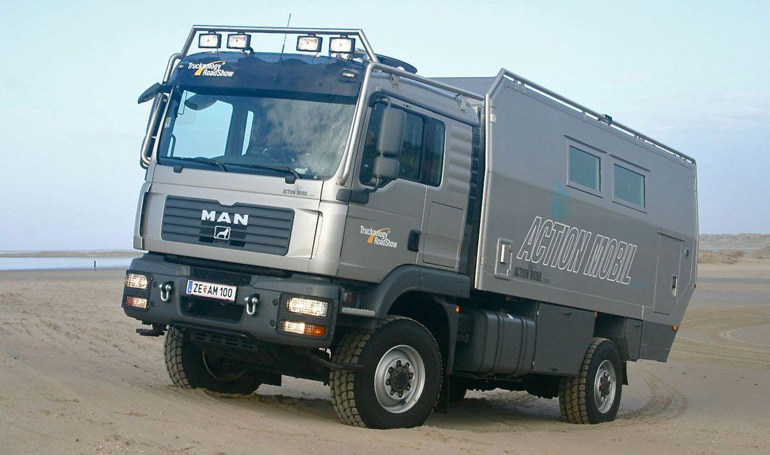 Atacama | world-travel vehicle of ACTION MOBIL