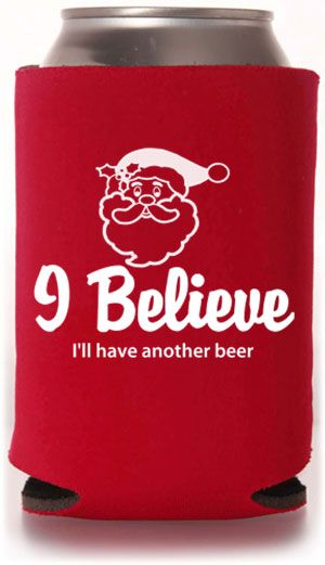 I Believe I Ll Have Another Beer Santa Christmas