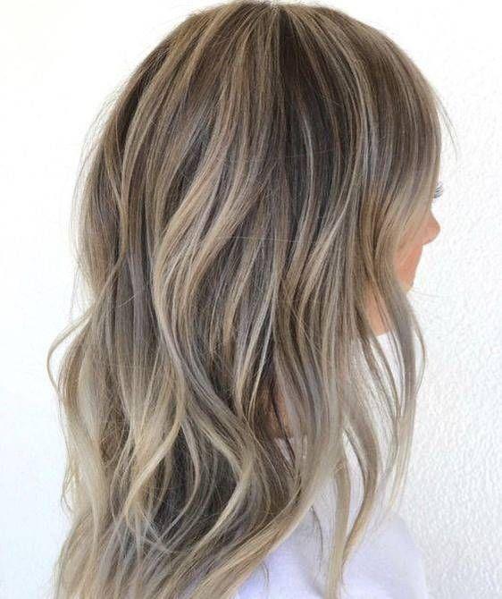 Dimension | Eisblonde haare, Dunkelblonde frisuren ...