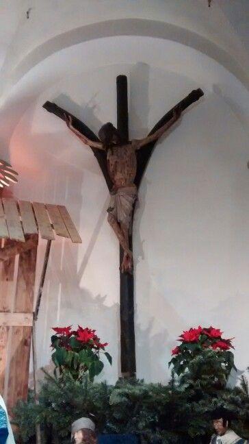 Cristo Crucificado/ Igreja St.  Maria/ Colônia - Alemanha 01/2017