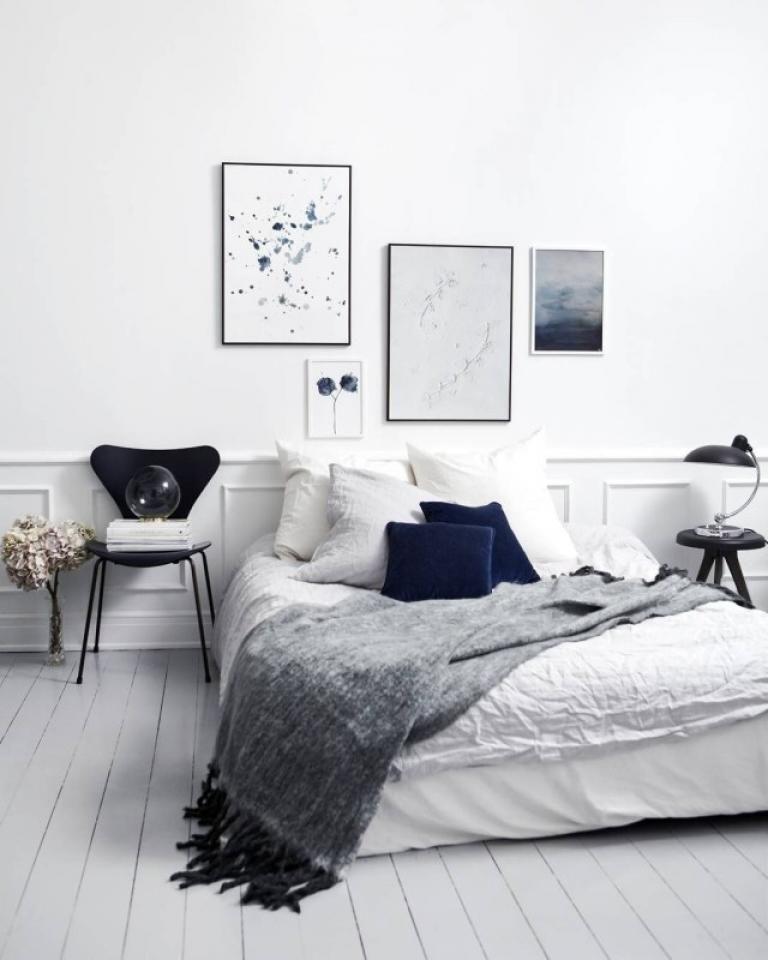 30 Modern Bedroom Scandinavian Decor To Amazing Interior Design Page 23 Of 31 Bedroom Design Trends Bedroom Interior Minimalist Bedroom Design