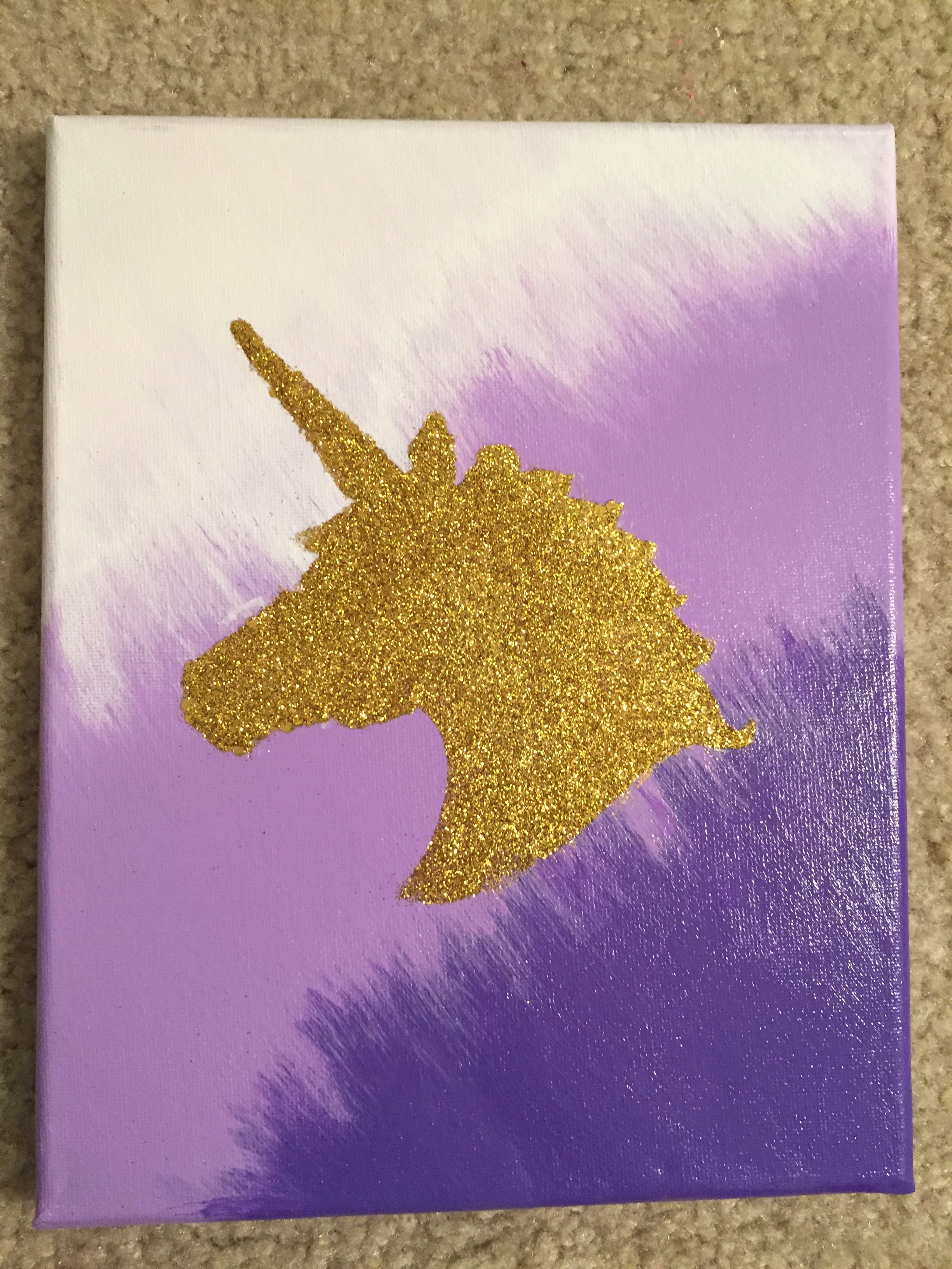 Unicorn wall art stencil,Strong,Reusable,Recyclable
