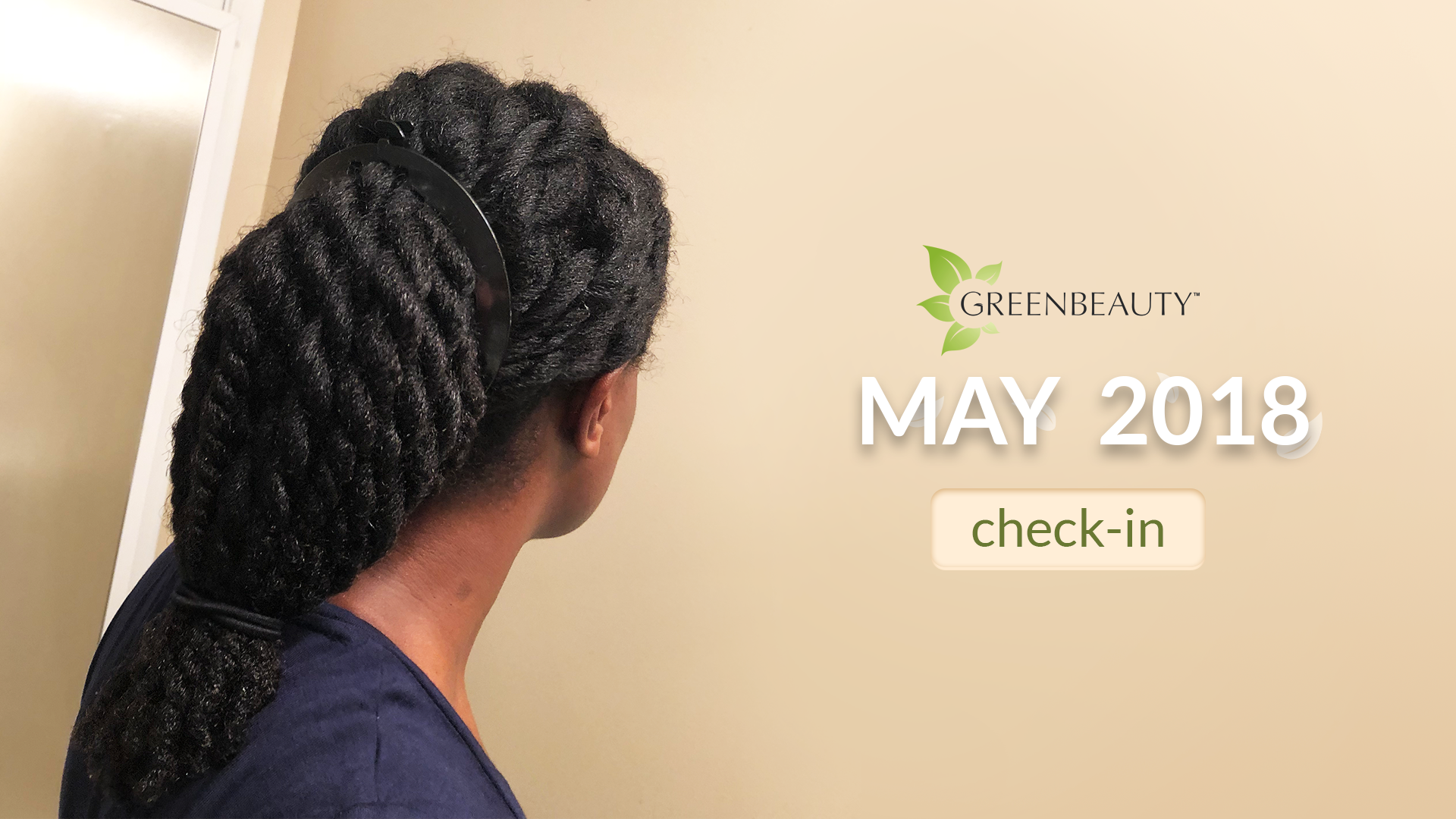 #GreenBeauty #NaturalHair #HealthCheck