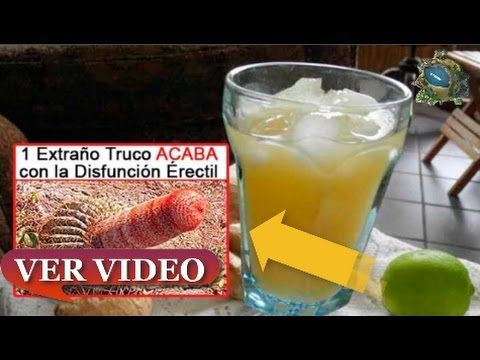 sandía y jengibre para la disfunción eréctil