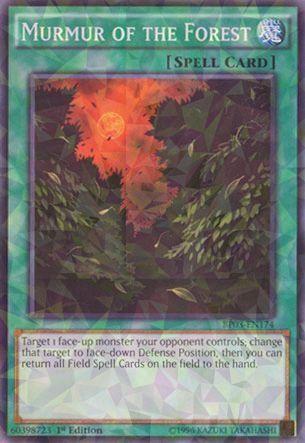 Yu Gi Oh Murmur Of The Forest Bp03 En174 Battle Pack 3