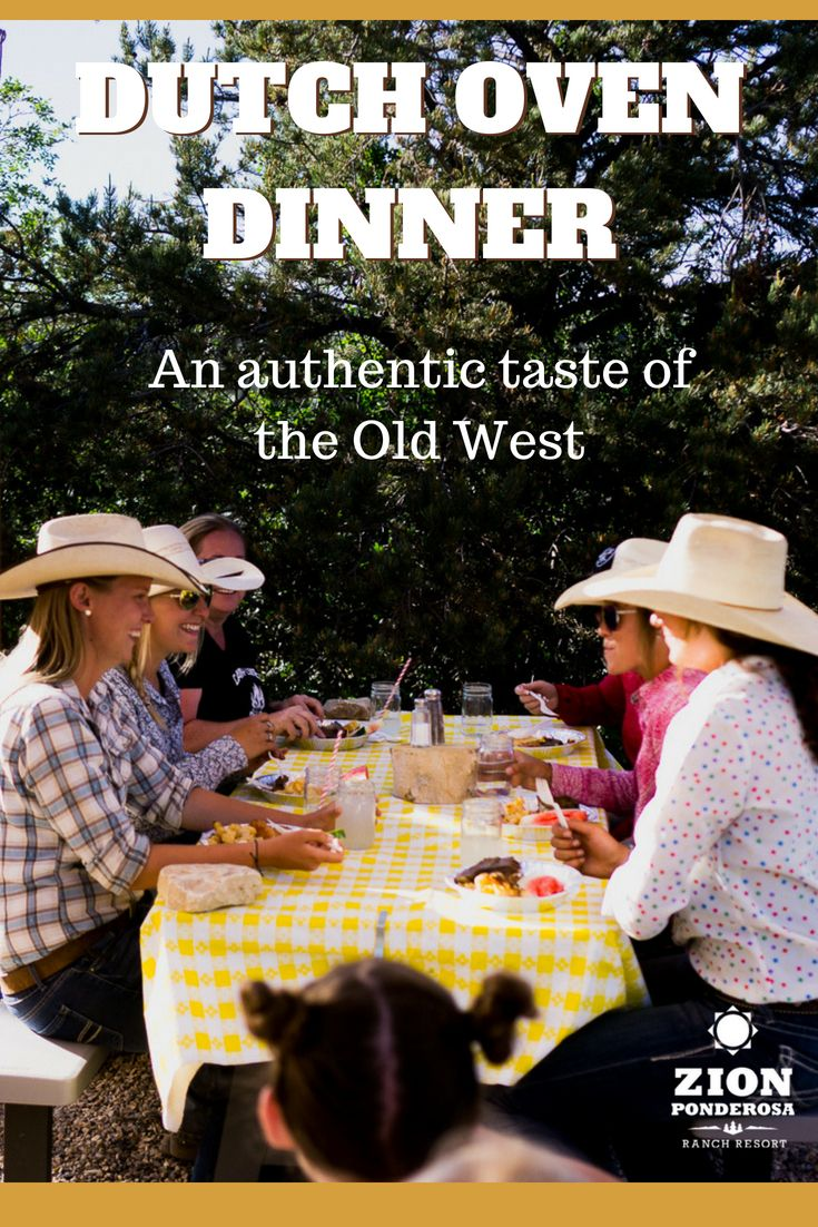 Wagon Rides and Dutch Oven Dinners Near Zion   Zion Ponderosa  Dutch Wagon Dinner