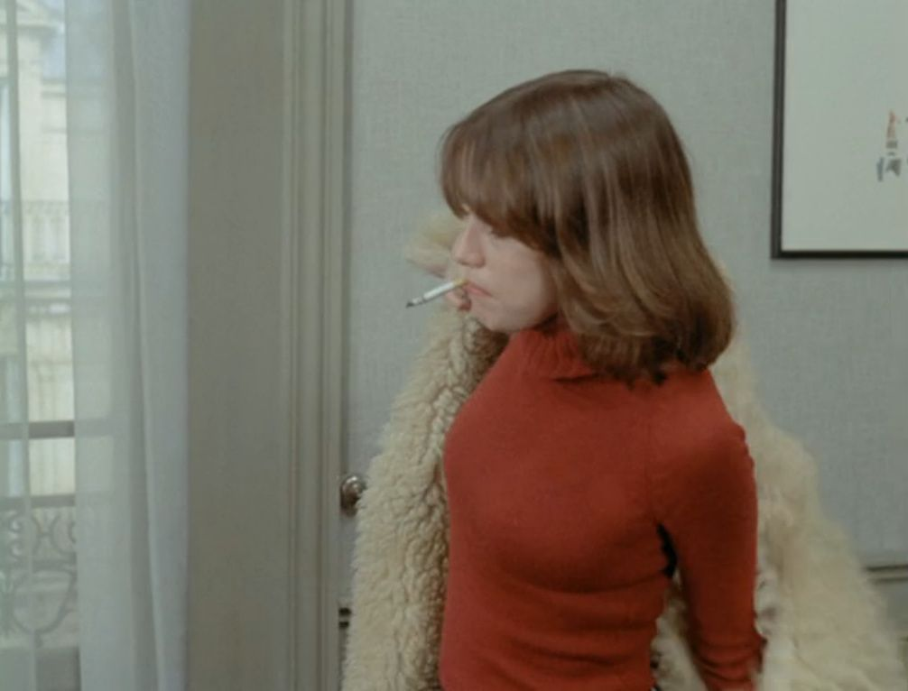 "cinemabun: "" Love in the Afternoon (Eric Rohmer, 1972) """