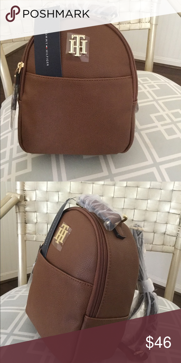 b93510b16 Tommy Hilfiger Mini Backpack New with tags Mini with great capacity,  Adorable! Tommy Hilfiger Bags Backpacks