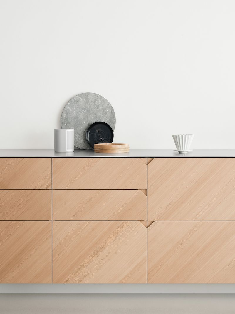 Ikea hack di design: la cucina firmata da Cecilie Manz ...