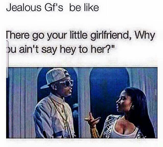 #JealousGirlfriends