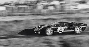 Le Mans 24h 1966 Winner Ford GT40 MKII #2 Bruce McLaren/Chris Amon