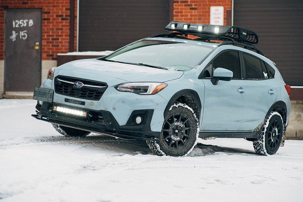 2018 Crosstrek - W  Liu | Subaru | Subaru crosstrek