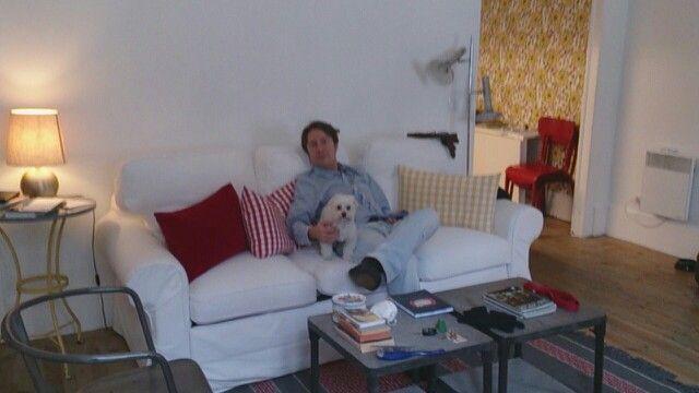 Max e Iñaki en su nueva casa de Lisboa