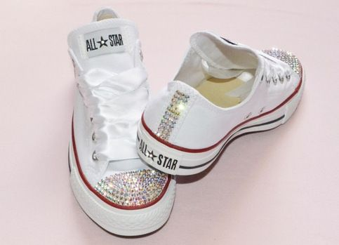 5e2c820b56b5 Cute diamond converse