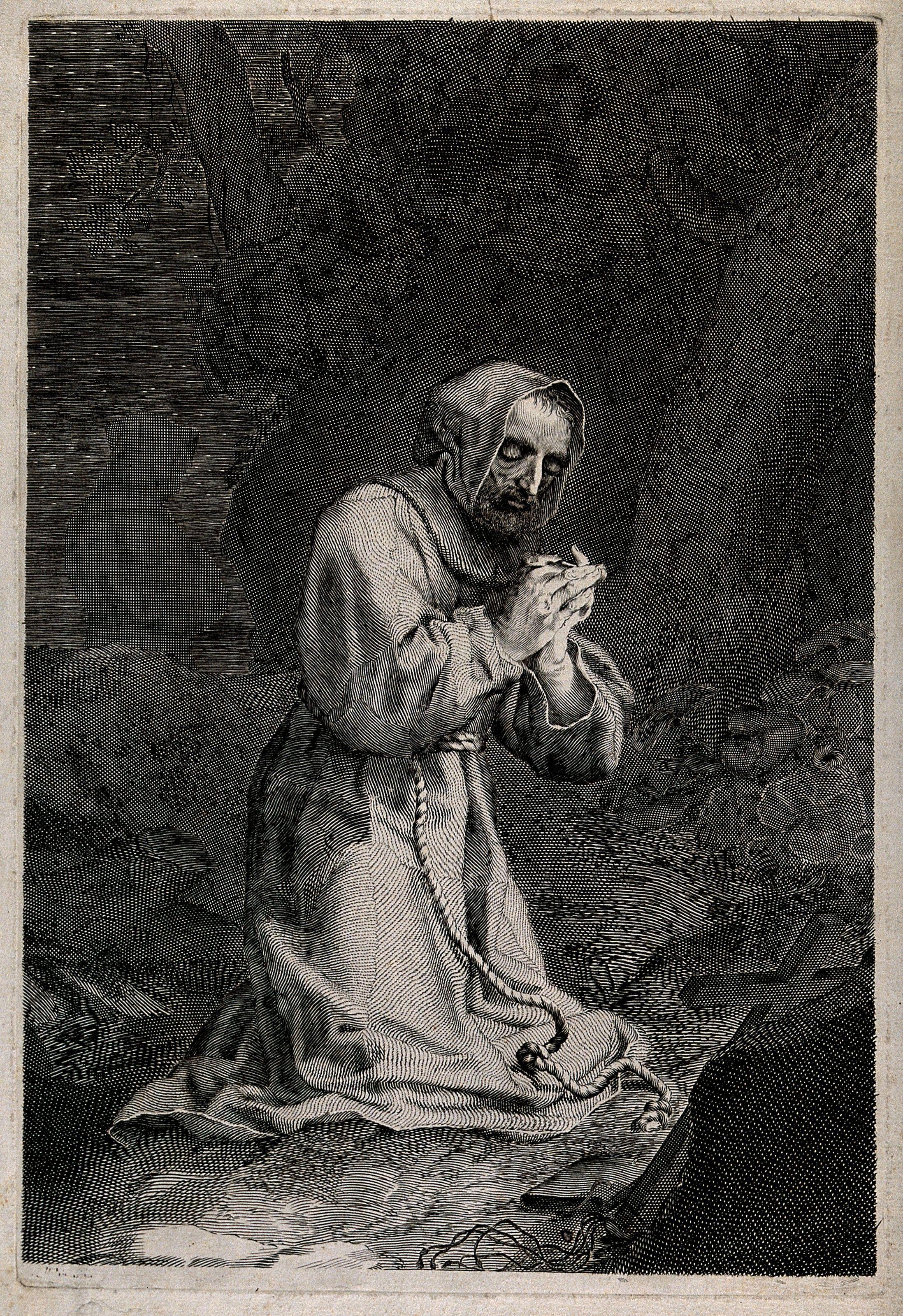 Franziskus Gebet