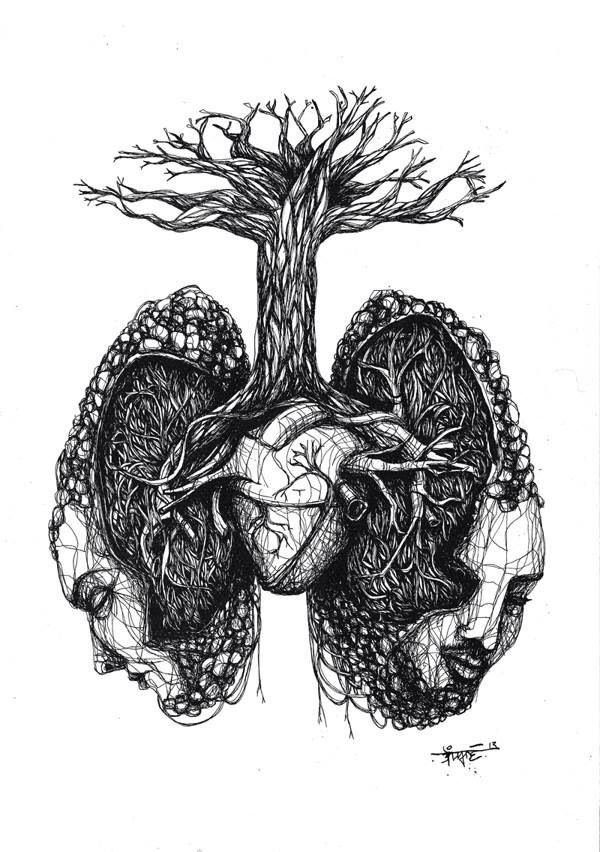 anatomical roots illustrations pinterest art, anatomy art and Cartoon Body Diagram anatomical roots anatomy tattoo, anatomy art, lung anatomy, human anatomy drawing, anatomical