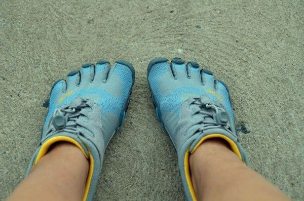 By Popular Demand . . . the Vibrams
