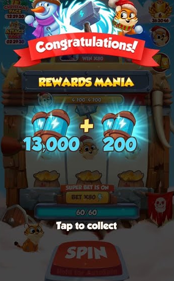 Today spin and coin casino