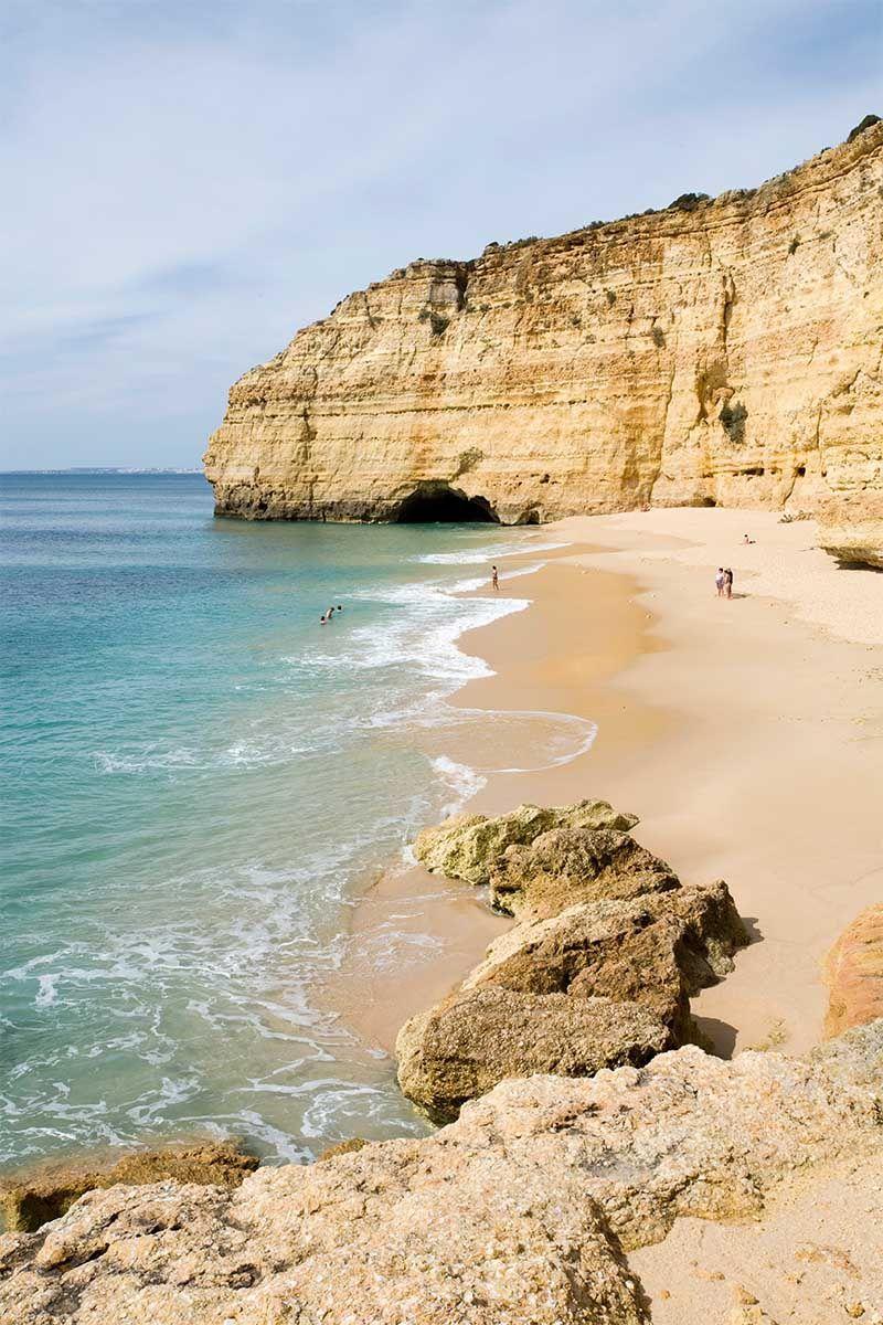 Pin En Las Mejores Playas Nudistas De Portugal