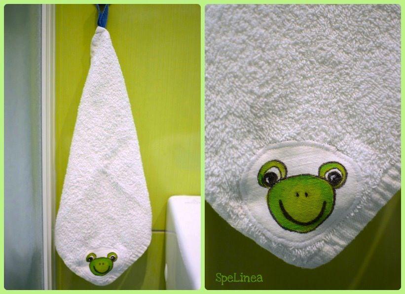 Little kids towel ;)