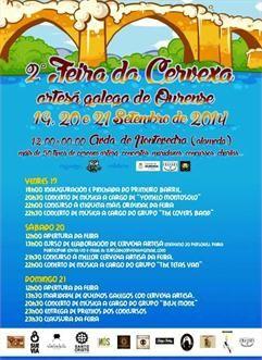 II Feira da Cervexa Artesá Galega en Ourense #festas #galicia