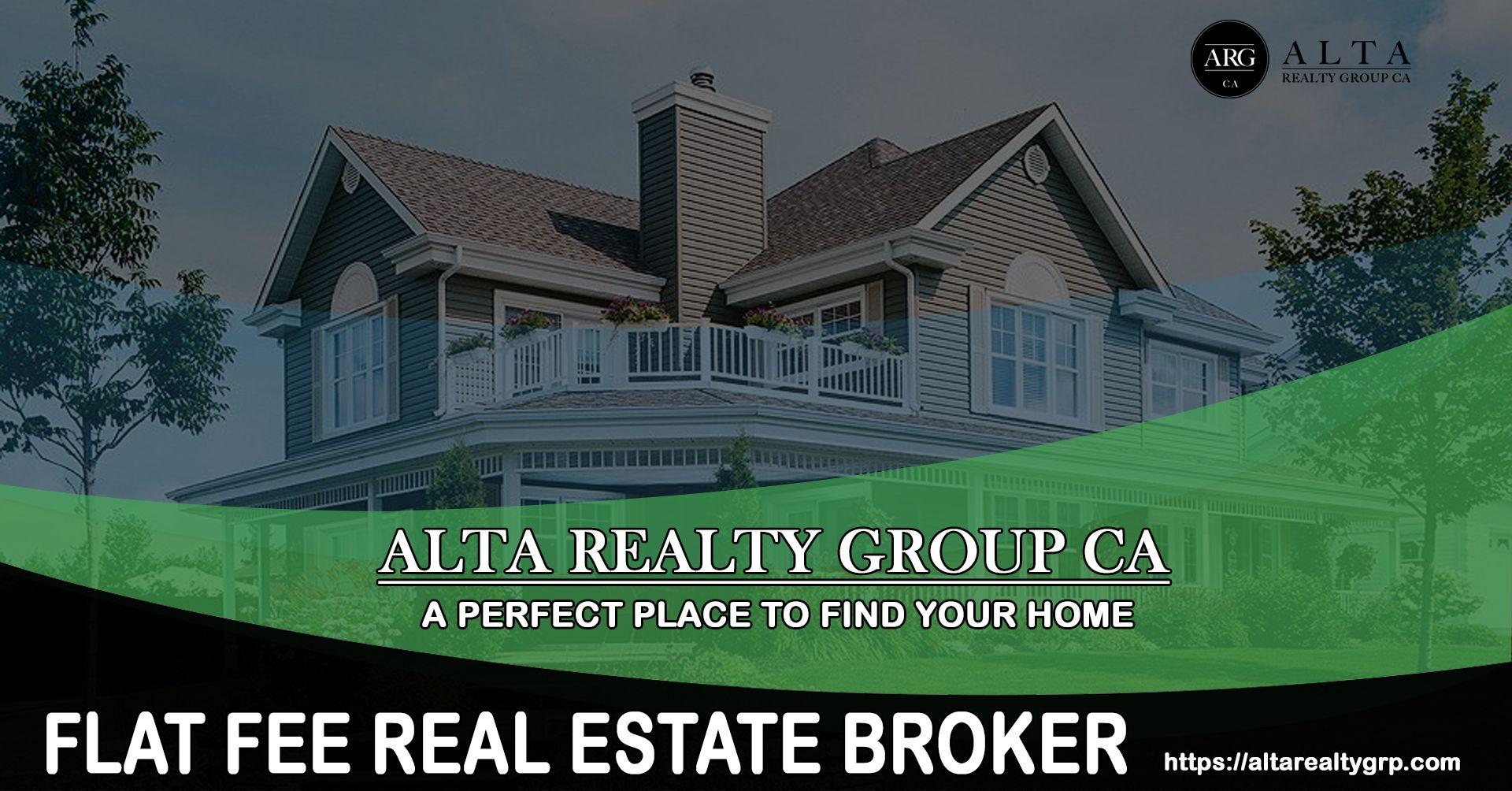 Flat Fee Real Estate Broker Real Estate Real Estate Trends Real Estate Broker