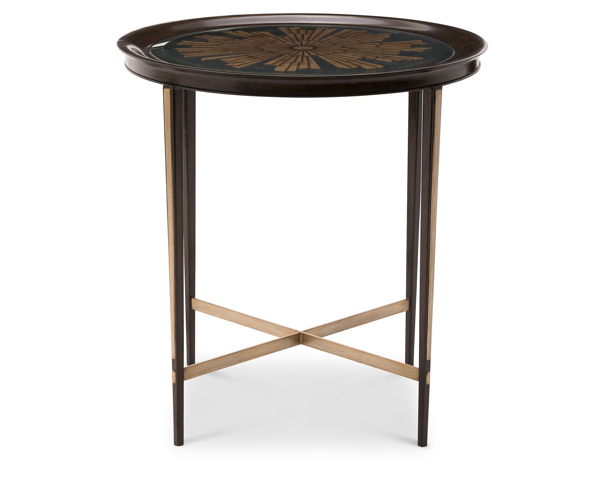 Lyric Deco Glass End Table Glass End Tables End Tables Rowe