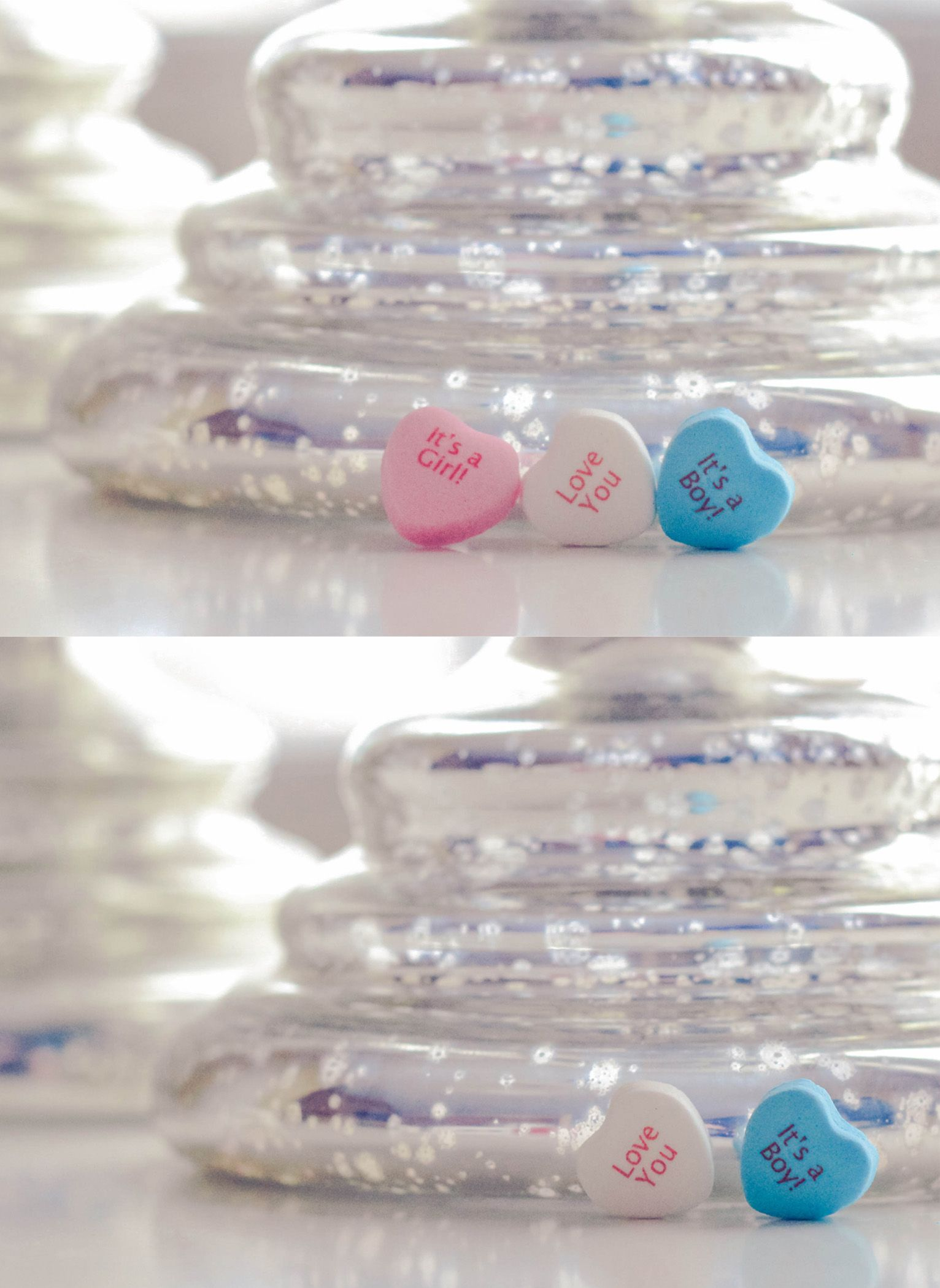 Valentine S Day Gender Reveal My Necco Custom Candy Necco