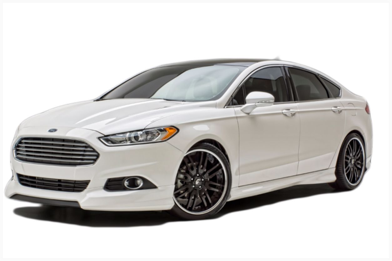 2014 ford infusion