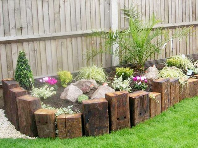 42 Beautiful Garden Bed Edging Ideas With Pictures Diy Garden