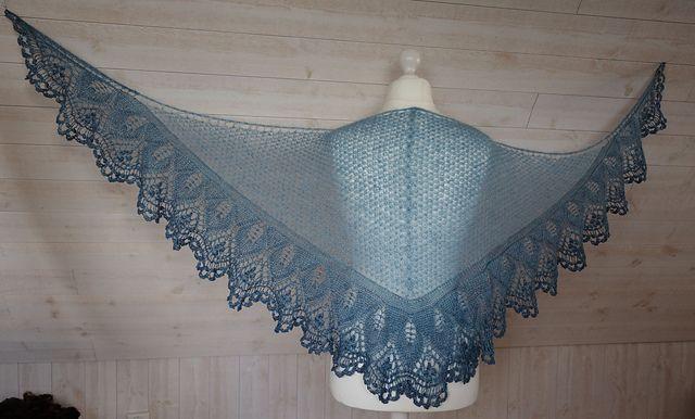 Ravelry: Marie Antoinette pattern by Anne-Lise Maigaard