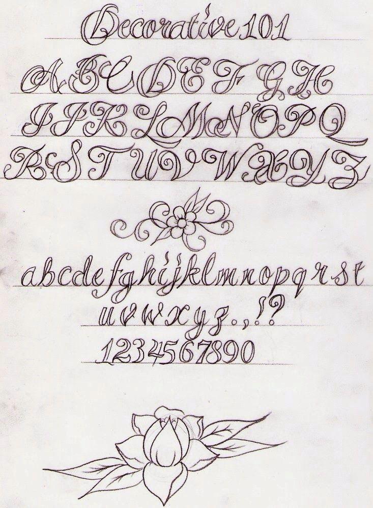 crea letra para tatuaje tatuajes para hombres tatoos