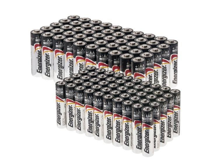 Energizer Max Alkaline 50aa 50aaa Energizer Alkaline Battery Charger Accessories