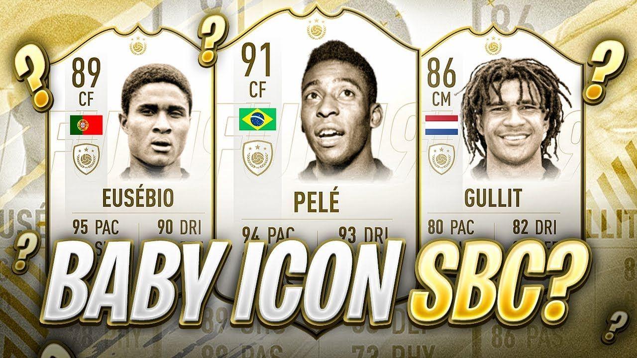 BABY ICON SBCS COMING SOON? FUT BIRTHDAY! FIFA 19 Baby