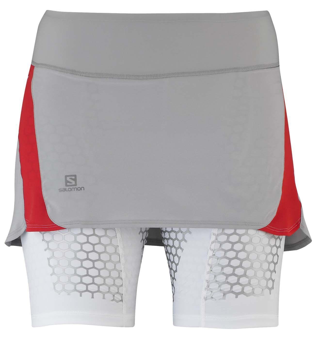 fb3499f22cd5f Salomon Womens Exo S-Lab Twinskin Skort   Clothes I Like   Trail ...