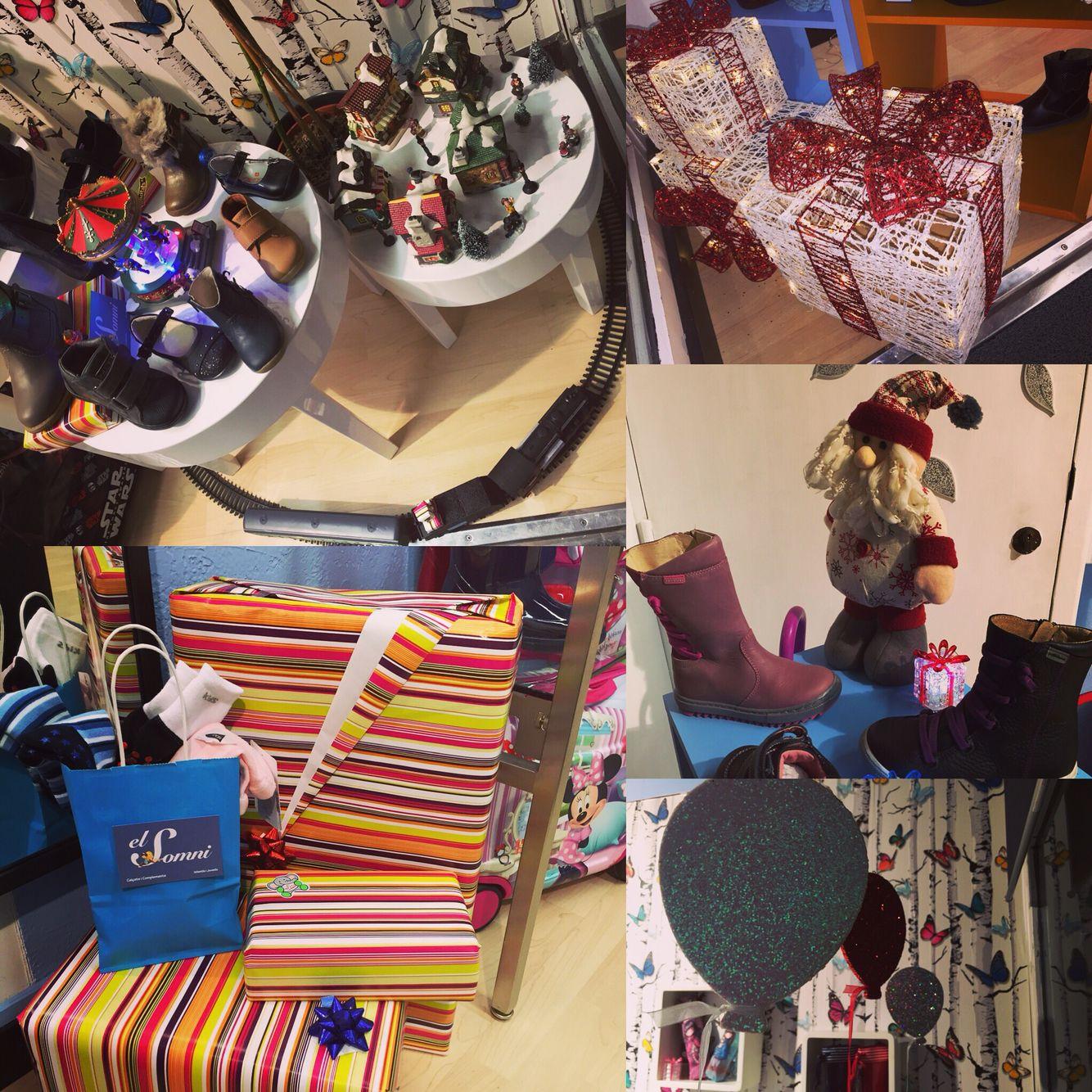 """Ya tenemos muy cerquita la Navidad, y en """"El Somni"""" nos estamos preparando... Y tu, ¿Ya estas preparado?  #⃣ #elsomni #cardedeu #navidad #tiempoderegalar #pictureoftheday #love #christmas #xmas #time #gift #for #family #friends #pensadoparati #nadal #tempsderegals"""