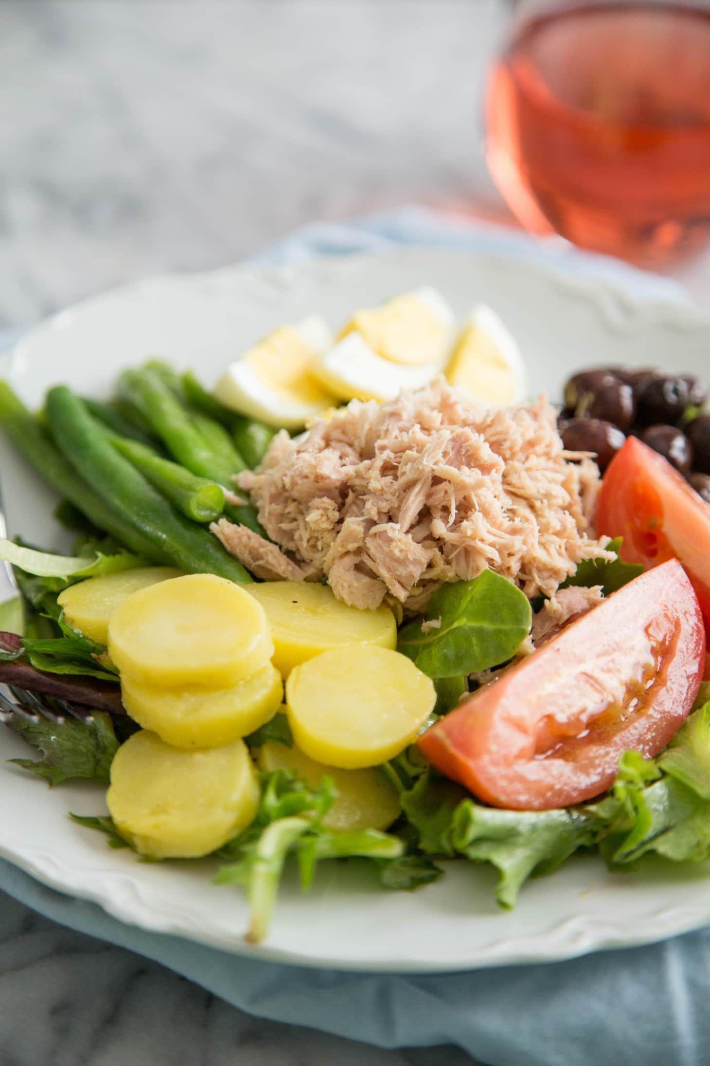 How To Make Nicoise Salad Recipe Nicoise salad, Easy