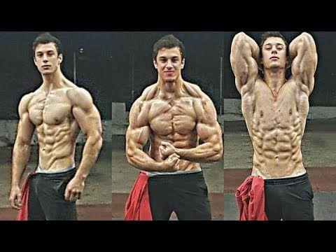 top 10 young aesthetic physique in the world 2017