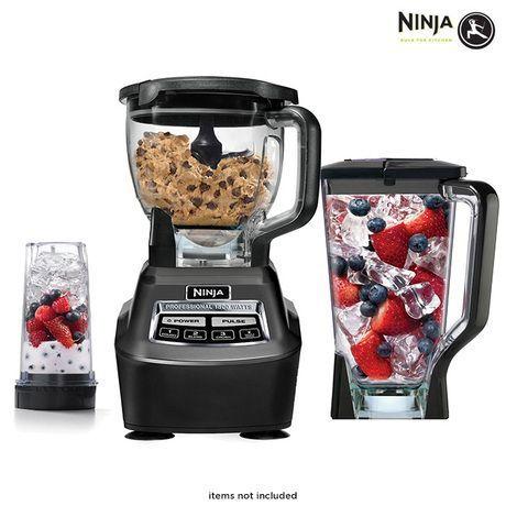 Ninja BL770 Mega Kitchen System - Refurbished at 34% Savings off Retail!