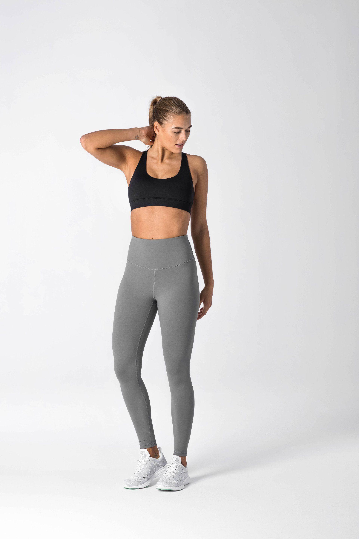 bc257954ab10e Luxe Leggings - Cool Grey $23 flexxfit | Fitness Shop | Leggings ...