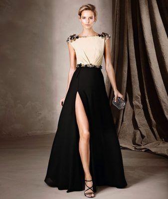 Vestidos Largo De Noche Elegantes Para Boda Vestidos De