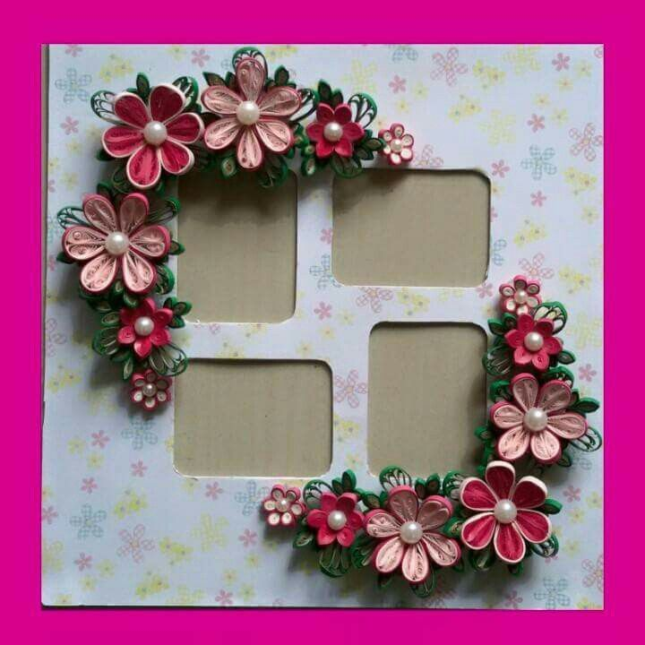 Photo Frame Paper Quilling Ideas Pinterest Quilling