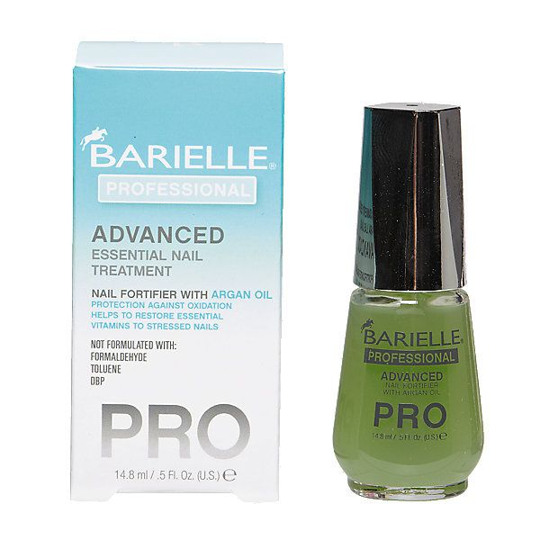 Barielle Pro Argan Oil Nail Fortifier | Products I Love | Pinterest ...